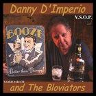 DANNY D'IMPERIO Booze album cover