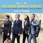 DARIUS BRUBECK The Darius Brubeck Quartet : Live in Poland album cover