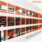 DARIUS JONES Darius Jones & Matthew Shipp – Cosmic Lieder: The Darkseid Recital album cover