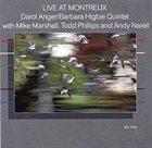 DAROL ANGER Darol Anger / Barbara Higbie Quintet : Live At Montreux album cover