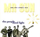DAROL ANGER Mr Sun : The People Need Light album cover