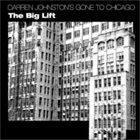 DARREN JOHNSTON The Big Lift album cover