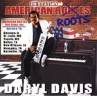 DARYL DAVIS ‎ American Roots album cover