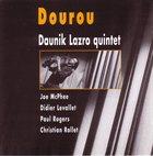 DAUNIK LAZRO Dourou album cover