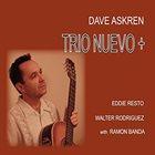 DAVE ASKREN Trio Nuevo + album cover