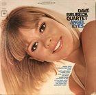 DAVE BRUBECK The Dave Brubeck Quartet : Angel Eyes album cover