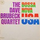 DAVE BRUBECK Bossa Nova USA album cover