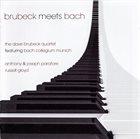 DAVE BRUBECK Brubeck Meets Bach album cover