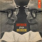 DAVE BRUBECK Brubeck Plays Brubeck album cover