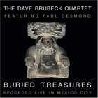 DAVE BRUBECK Buried Treasures album cover