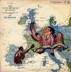 DAVE BRUBECK Dave Brubeck Quartet in Europe album cover