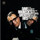 DAVE BRUBECK Dave Brubeck's Greatest Hits album cover