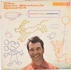 DAVE BRUBECK The Dave Brubeck Quartet : Dave Digs Disney album cover