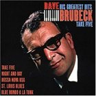 DAVE BRUBECK His Greatest Hits album cover