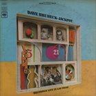 DAVE BRUBECK Jackpot album cover
