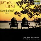 DAVE BRUBECK Just You, Just Me album cover