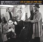 DAVE BRUBECK Live At Juan-Pins 1967 album cover
