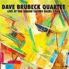 DAVE BRUBECK Live At The Grand Casino Basel 1963 album cover