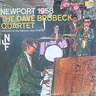 DAVE BRUBECK Newport Jazz Festival 1958 album cover