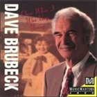 DAVE BRUBECK Once When I Was Very Young album cover