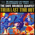 DAVE BRUBECK Their Last Time Out album cover