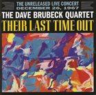 DAVE BRUBECK The Dave Brubeck Quartet : Their Last Time Out album cover