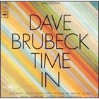DAVE BRUBECK Time In album cover