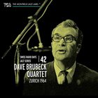 DAVE BRUBECK Vol 42 - Zurich 1964: Swiss Radio Days album cover