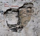 DAVE BURRELL Conception album cover