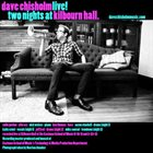 DAVE CHISHOLM Two Nights @ Kilbourn Hall album cover