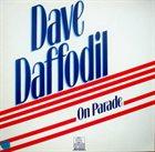 DAVE DAFFODIL (JOSEF NIESSEN) On Parade album cover