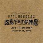 DAVE DOUGLAS Keystone: Live in Sweden album cover