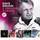 DAVE GRUSIN 5 Original Albums album cover