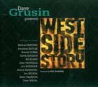 DAVE GRUSIN Dave Grusin presents West Side Story album cover