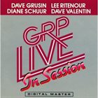 DAVE GRUSIN GRP - Live In Session album cover