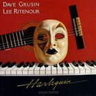 DAVE GRUSIN Harlequin album cover