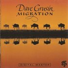 DAVE GRUSIN Migration album cover