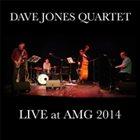DAVE JONES Live at AMG 2014 album cover