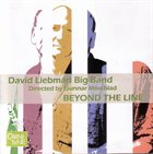 DAVE LIEBMAN Beyond the Line album cover