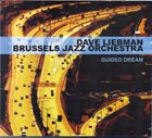 DAVE LIEBMAN Brussels Jazz Orchestra ‎: Guided Dream album cover