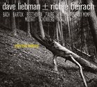 DAVE LIEBMAN Dave Liebman & Richie Beirach : Eternal Voices album cover