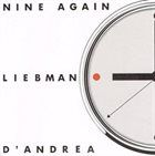 DAVE LIEBMAN Nine Again album cover