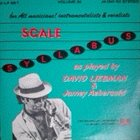 DAVE LIEBMAN The Scale Syllabus By David Liebman And Jamey Aebersold album cover