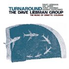 DAVE LIEBMAN Turnaround album cover