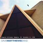 DAVE MATTHEWS BAND 1996-12-31: DMB Live Trax, Volume 7: Hampton Coliseum, Hampton, Virginia, USA album cover