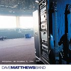 DAVE MATTHEWS BAND 1998-12-08: DMB Live Trax, Volume 1: Worcester Centrum Centre, Worcester, MA, USA album cover