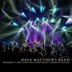 DAVE MATTHEWS BAND December 14, 2018 | John Paul Jones Arena | Charlottesville album cover