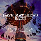 DAVE MATTHEWS BAND Under the Table and Dreaming album cover