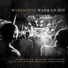 DAVE MATTHEWS BAND Warehouse Warm-Up 2019 album cover