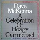 DAVE MCKENNA A Celebration of Hoagy Carmichael album cover